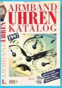 Heel, Armbanduhren-Katalog 1997, 376 Seiten, Großformat (5746)Heel, Armbanduhren-Katalog 1997, 376