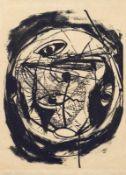 Claus, Carlfriedrich (Annaberg-Buchholz 1930 - 1998 Chemnitz)Psychische VorgängeOffsetlithographie