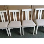 Lot 89 - August Grove Brookvale Solid Wood Dining Chair X 2(HVW9021 - 12234/6)