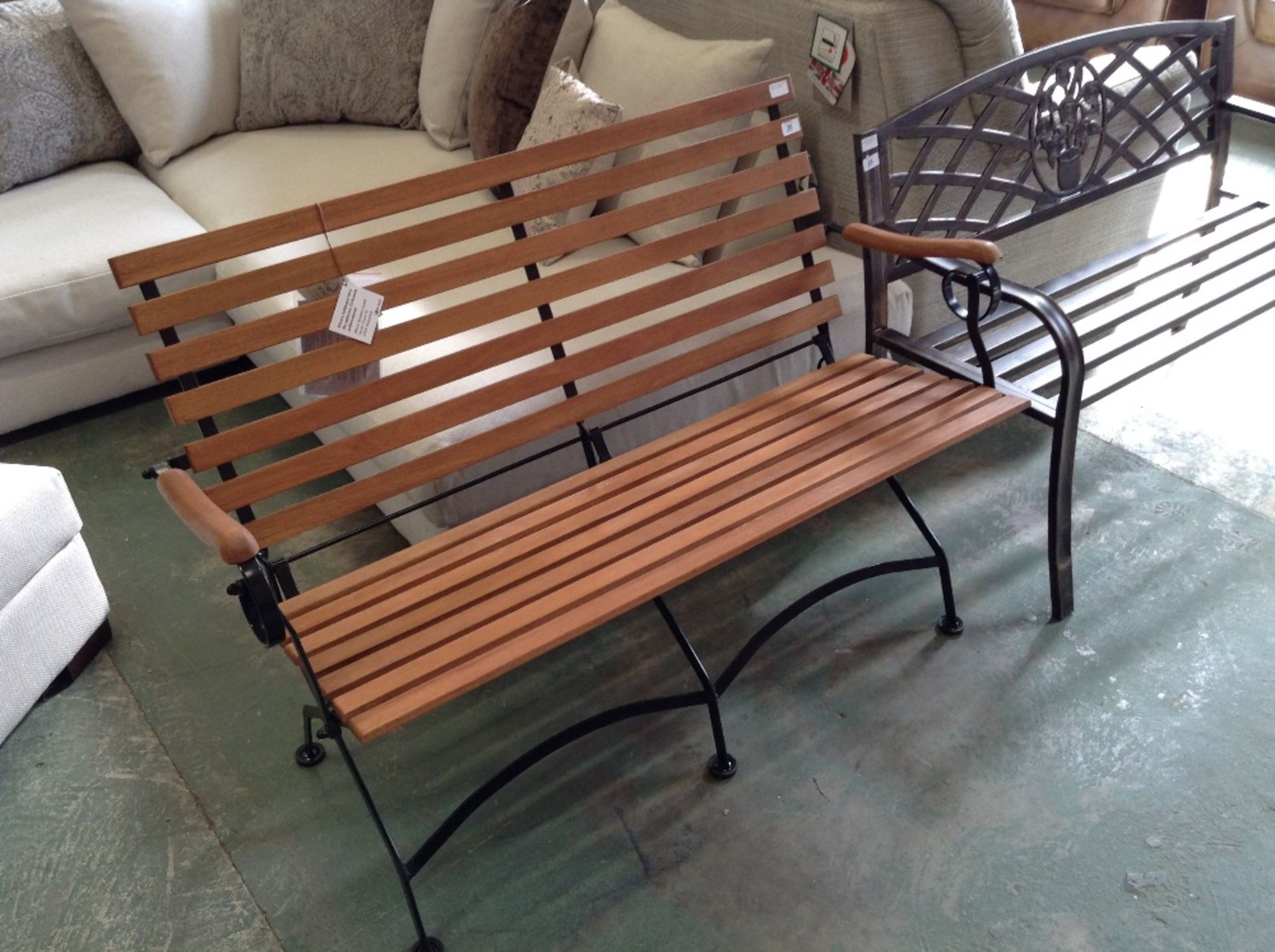 Lot 26 - Kampen Living Vincent Bench( - 12012/29)