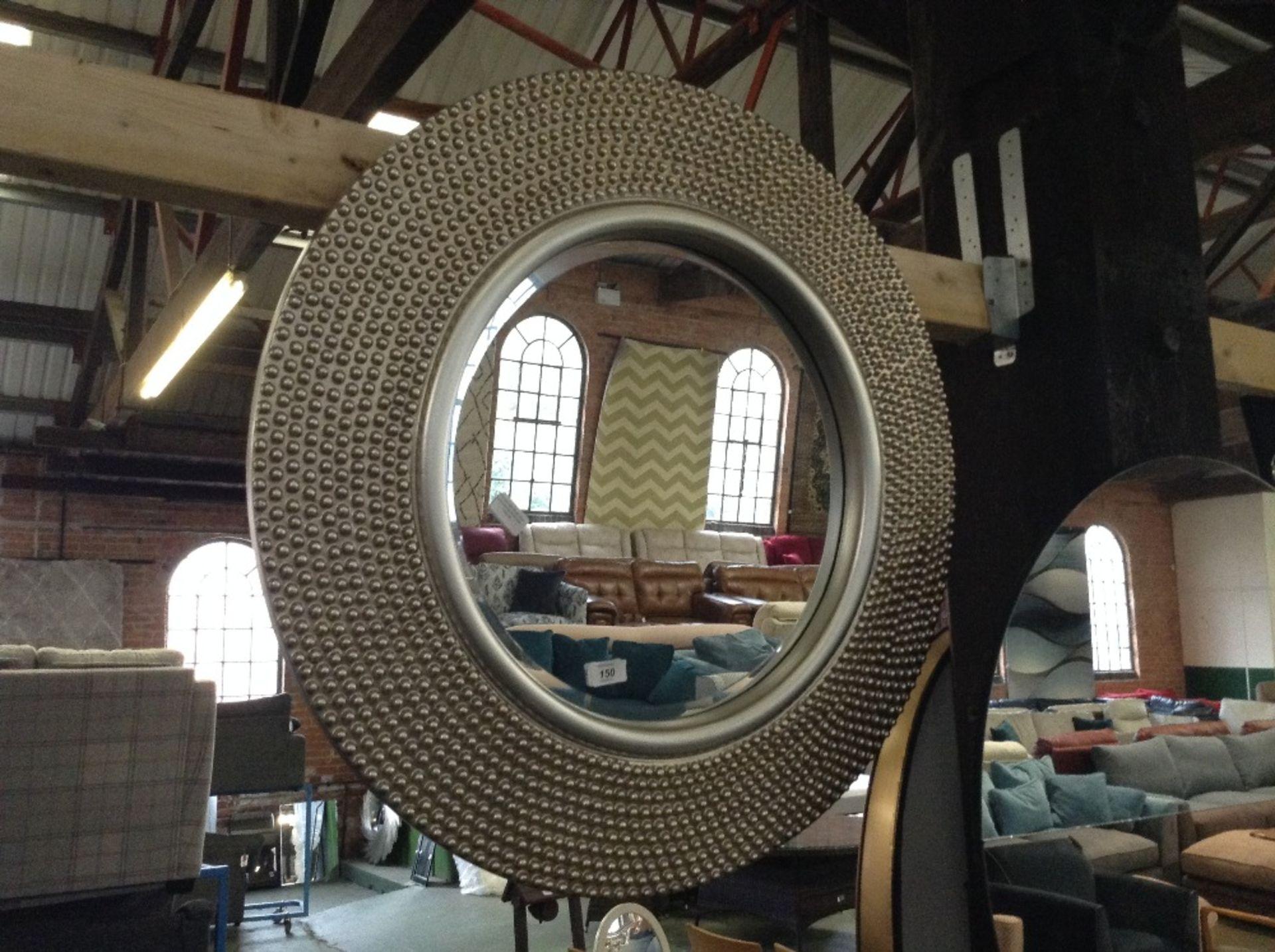 Lotto 150 - Wrought Studio Haar Accent Mirror (YEMI1186 - 1386