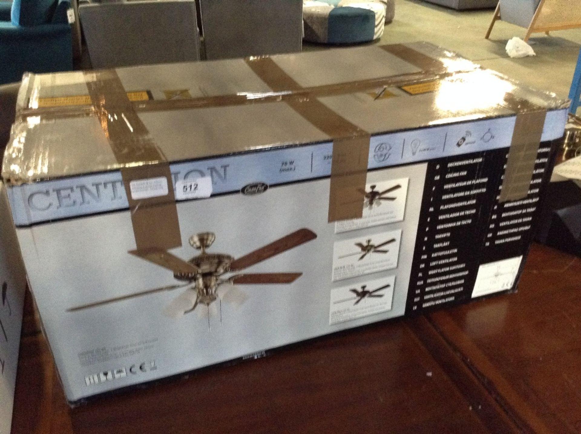 Lot 512 - Ophelia & Co. 132cm Alloway 5-Blade Ceiling Fan(XF