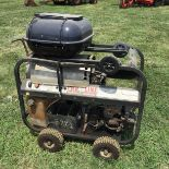 Lot 2 - USED PROLINE STEAM CLEANER/PRESSURE WASHER & USED CHARCOAL GRILL