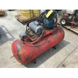 Lot 11 - AIR COMPRESSOR WITH DAYTON MOTOR