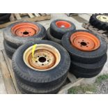 Lot 57 - TIRES & WHEELS