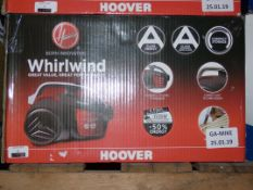 Boxed Hoover Whirlwind Cylinder Vacuum Cleaner RRP £60