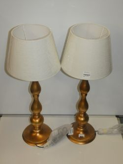 Sourced from high-end lighting company Chelsom Lighting!! High end designer and boutique lighting! No Reserve!!