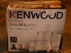 Boxed Kenwood Multi Pro Food Processor RRP £85