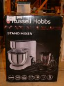Boxed Russell Hobbs Stand Mixer RRP £120