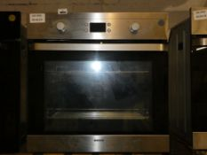 Beko OIF22300X Fully Integrated Stainless Steel Fan Assisted Electric Oven