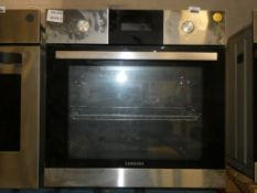 Samsung IV66H3523LS Stainless Steel Fully Integrated Single Electric Oven