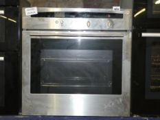 Neff Stainless Steel D1421N2GB Fully Integrated Single Electric Oven