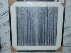 Equilibrium Wall Art Picture RRP £150
