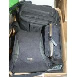 Lot 535 - Lot to Contain 10 Assorted Lowepro Case Protective Pouch Bags Combined RRP£200