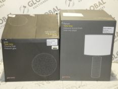 Lot to Contain 2 Boxed Assorted John Lewis And Partners Designer Lighting Items To Include A