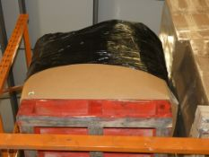 Pallet to Contain a Large Amount of Mixed Electricals to Include Lighting, Kitchen Items, Mops