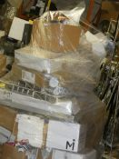 Pallet to Contain a Large Amount of Assorted Items to Include Bedding, Home Accessories, Cushion