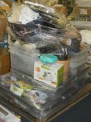 Pallet to Contain a Large Amount of John Lewis Items to Include Kitchen Accessories, Storage