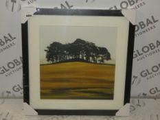 Couper Angus Fife Framed Canvas Wall Art RRP £75 (Viewing or Appraisals Highly Recommended)