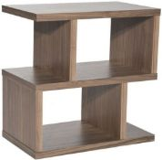 Boxed Content Terence Conran Balance Side Table in Lacquered Walnut £275 (Viewing or Appraisals