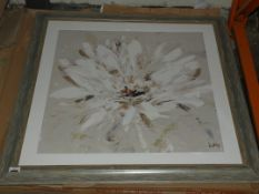 Boxed Natures First Framed Print RRP £125 (Viewing or Appraisals Highly Recommended)