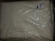 Pair of 228 x 304cm Lily Eyelet Curtains RRP £120 (Viewing or Appraisals Highly Recommended)