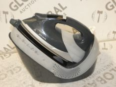 John Lewis And Partners Steam Generating Steam Station Iron RRP£70.0(RET00368553)(Viewings And