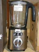 Stainless Steel And Glass Jug Blender RRP £60.0(Viewings And Appraisals Highly Recommended)