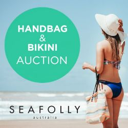 Luxury Handbag and Bikini Sale!