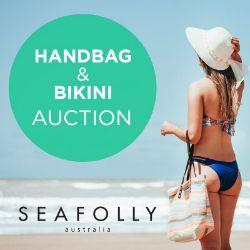 Luxury Handbag and Bikini Sale!