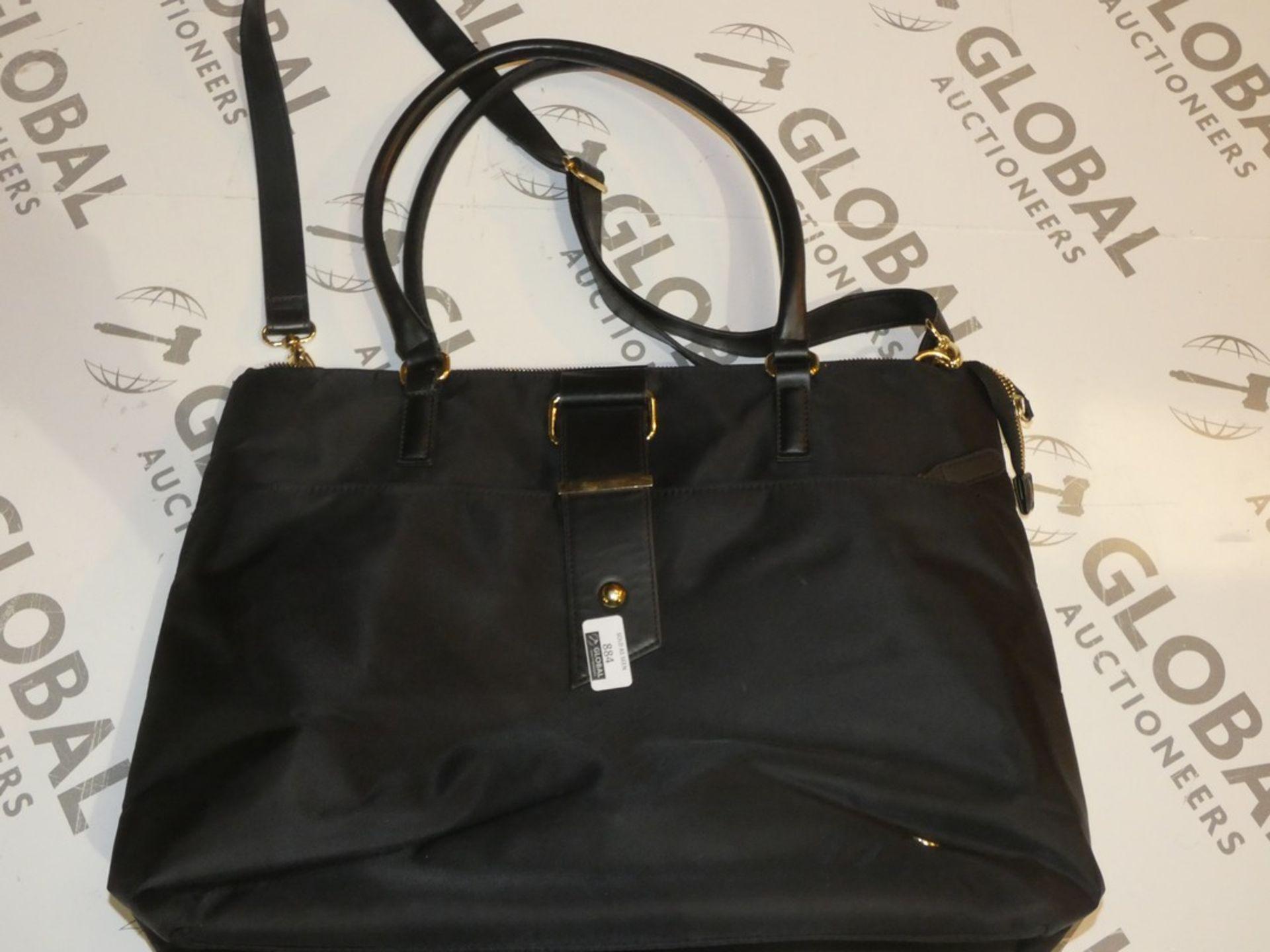Lot 884 - Ladies Wenga Handbag Style Laptop Bags