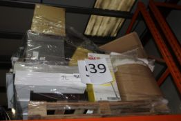 Pallet to Contain a Large Assortment of Items to Include Lighting, Mirrors, Duvets Combined RRP £