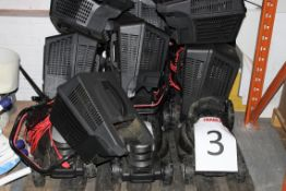 Pallet to Contain Unboxed Lawn Mowers and Lawn Mower Parts Combined RRP £300