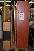 Pallet to Contain a Bookcase, Part Lot Beds, Bread Storage Unit