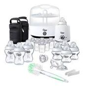 Boxed Tommee Tippee Closer To Nature Complete Feeding Set RRP £65.00 (Retoo240693) (Public Viewing