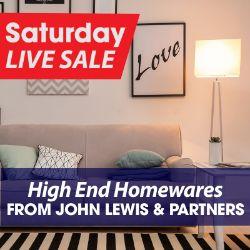 Saturday Live Mega Auction!