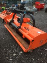 Lot 45 - Perfect KR245 flail mower, Serial No. 76531-QS (2011)