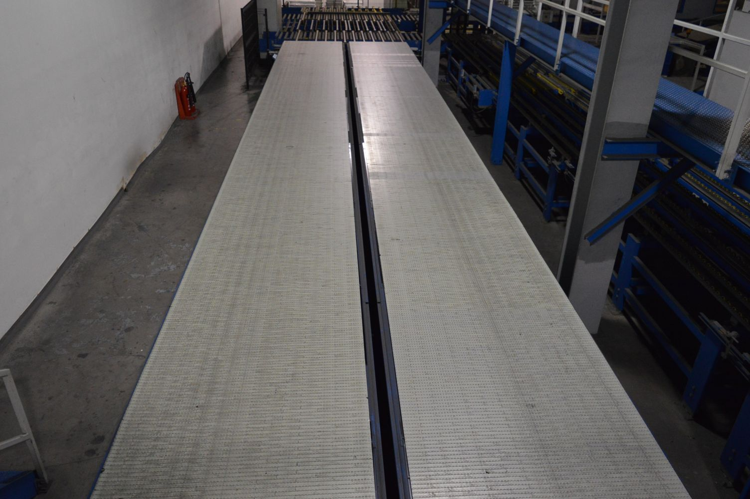 KRAFT AUTOMATIC PALLETISING PLANT; LIFTING & WAREHOUSE EQUIPMENT (QUINN RADIATORS LIMITED - IN ADMINISTRATION)