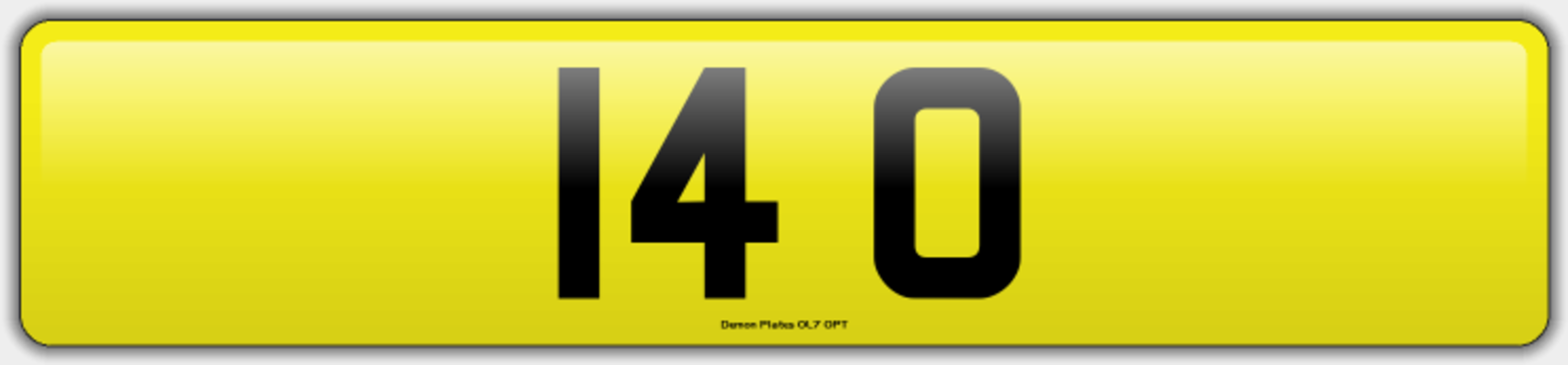 20 HIGHLY DESIRABLE CHERISHED REGISTRATION NUMBERS