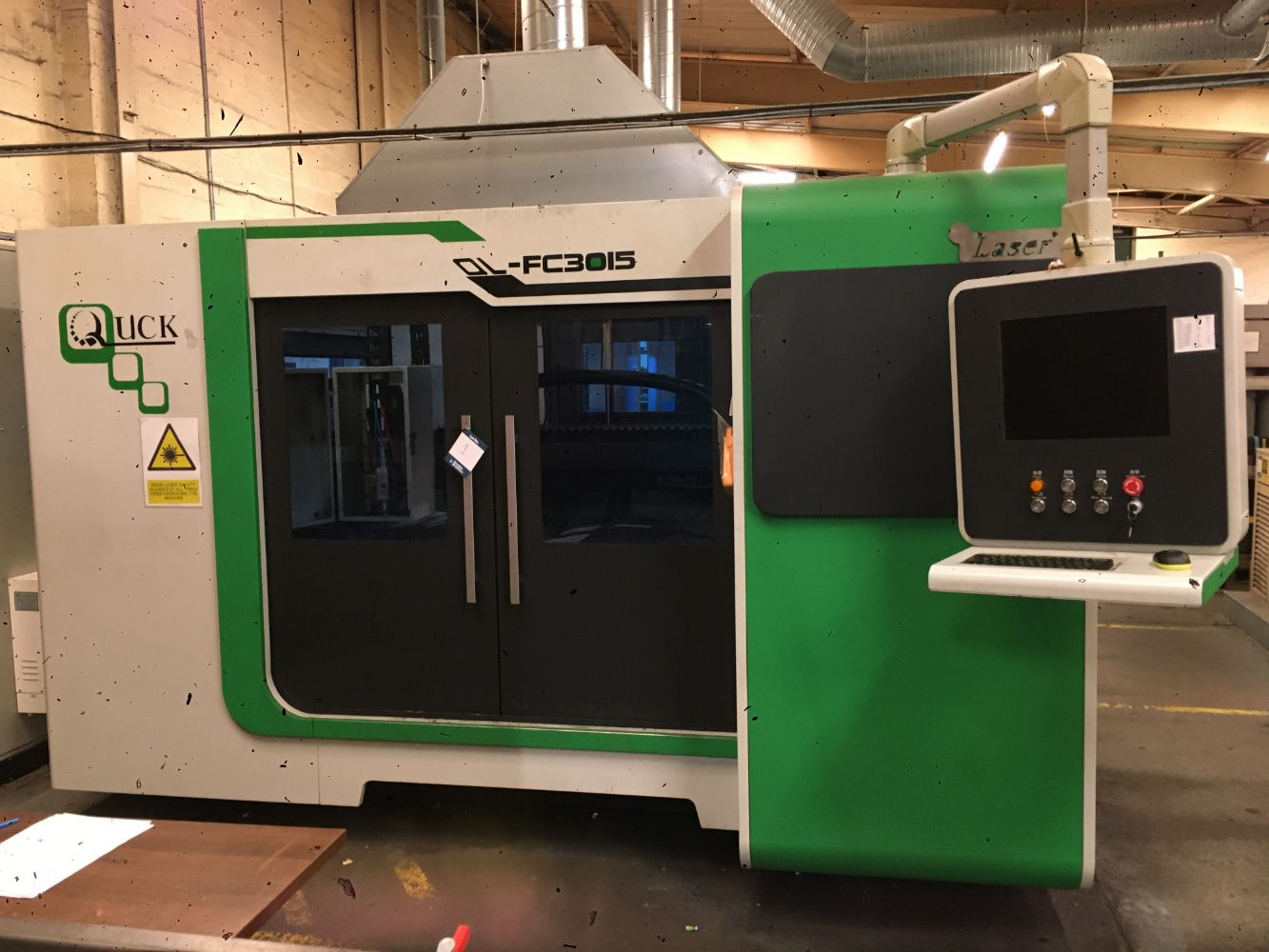 CNC & CONVENTIONAL MACHINE TOOLS; WOODWORKING & UPHOLSTERY EQUIPMENT; PRESSES & LASER CUTTERS; WELDING & WAREHOUSE EQUIPMENT ETC.