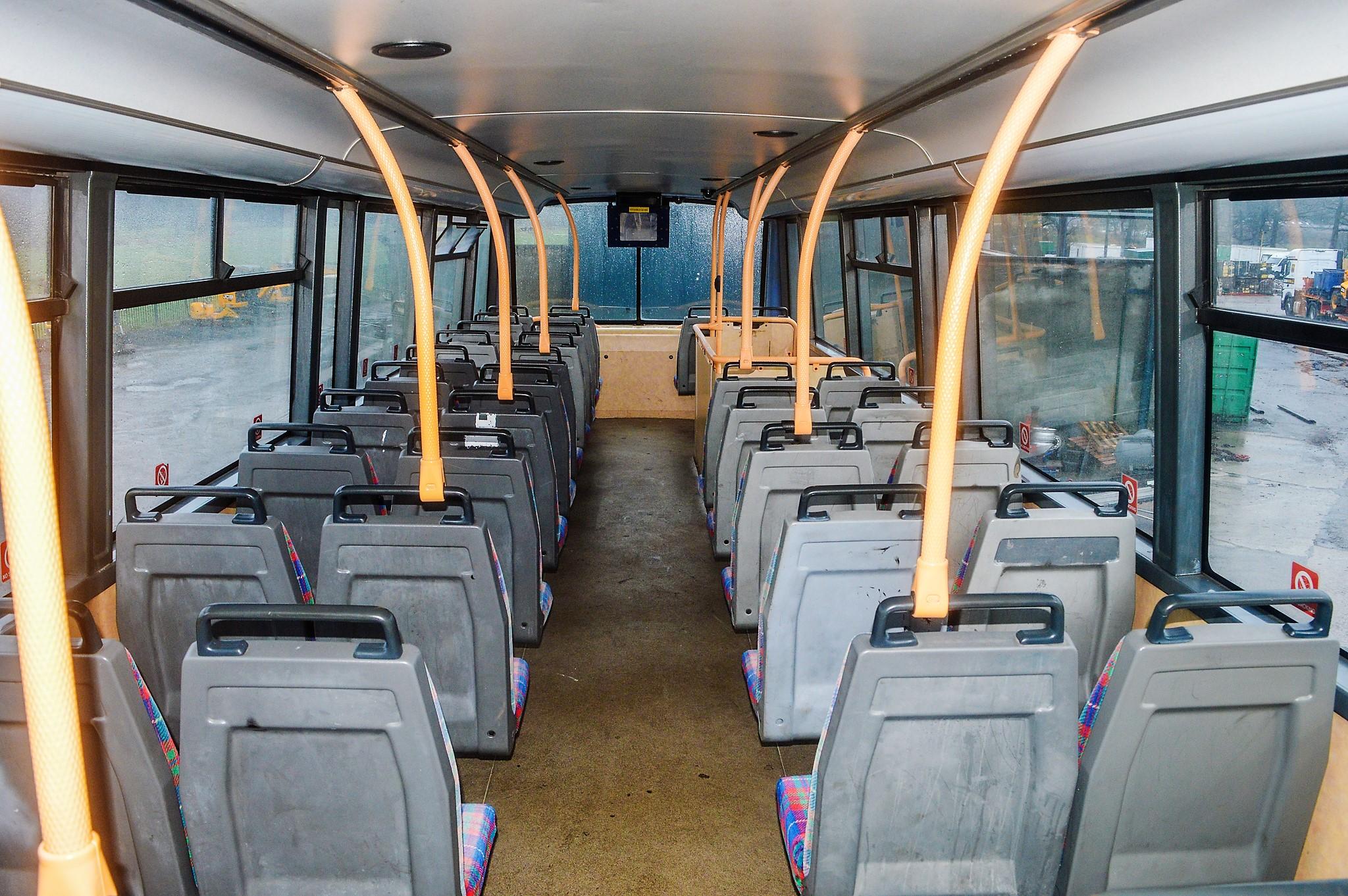 Lot 12 - Alexander Dennis Trident Plaxton President 75 seat double deck service bus Registration Number: V532