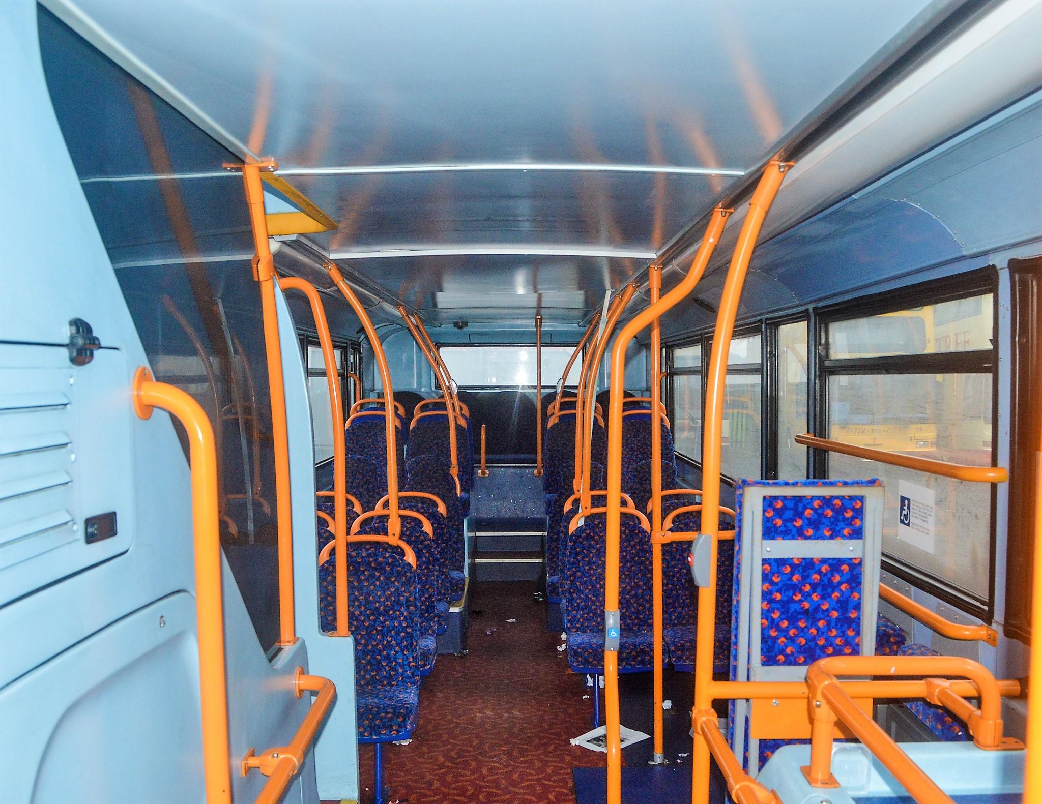 Lot 8 - Alexander Dennis Trident 78 seat double deck service bus Registration Number: LX03 OSG Date of
