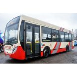 Lot 4 - Alexander Dennis Dart 4 Enviro 2000 29 seat single deck service bus Registration Number: VE58 XKX