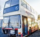 Lot 14 - Alexander Dennis double deck service bus for spares Registration Number: R644 LVE Date of