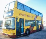 Lot 9 - Alexander Dennis Trident 59 seat double deck service bus Registration Number: LK03 GHH (GB03 ACL