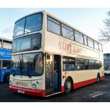 Lot 13 - Alexander Dennis Trident 78 seat double deck service bus Registration Number: LX03 OSR Date of