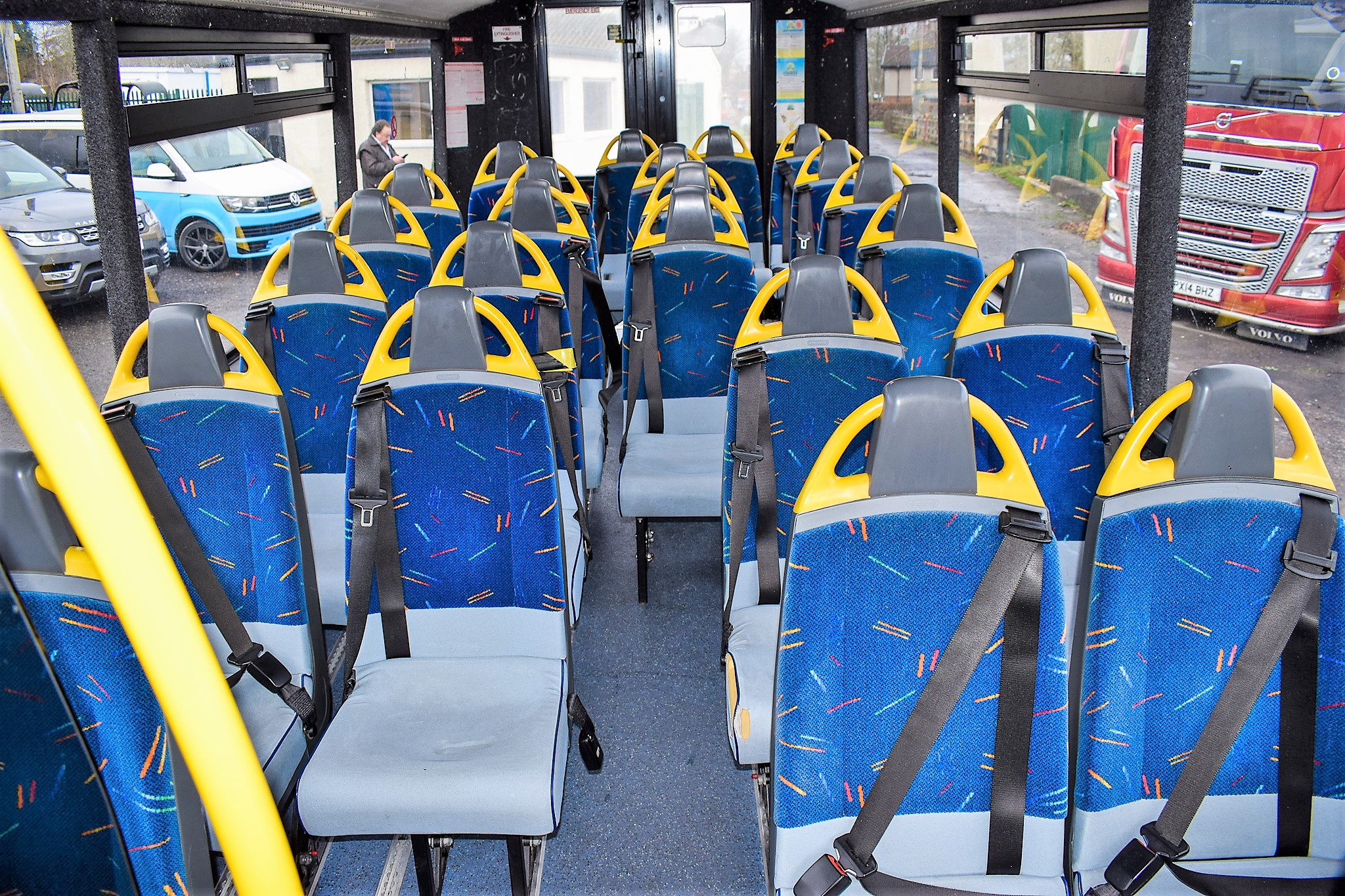 Lot 17B - Mercedes Benz O 813 24 seat mini bus Registration Number: DK58 CWN Date of Registration: 10/09/