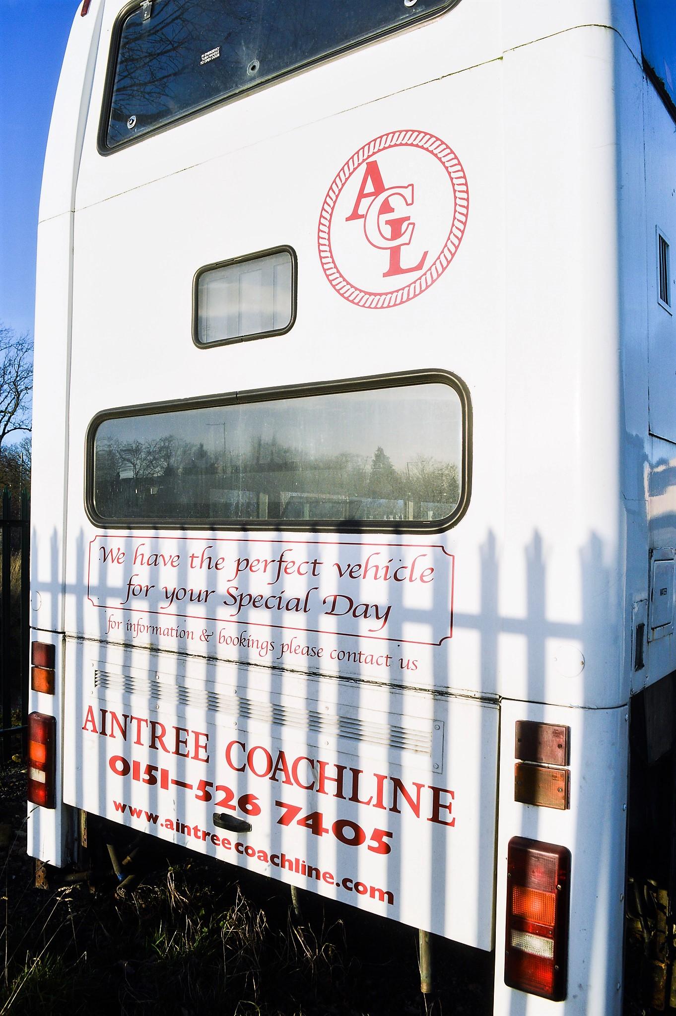Lot 16 - Alexander Dennis double deck service bus for spares Registration Number: V539 ESC Date of