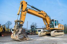 Liebherr 954 53 tonne steel tracked excavator Year: 2011 S/N: 031964 Recorded Hours: 6978 c/w