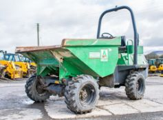 Terex 2 tonne straight skip dumper Year: 2007 S/N: E703FN014 Recorded Hours: 1474 A444388